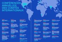 Extrait du rapport annuel d'activités de l'ICOM (2017)
