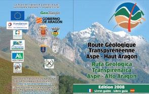 Photo 7. Couverture du livret-guide de la Route Géologique Transpyrénéenne