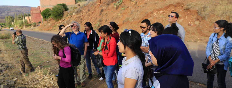 Training session à Marrakech le 17-21 Oct. 2016 ©Kejian XU
