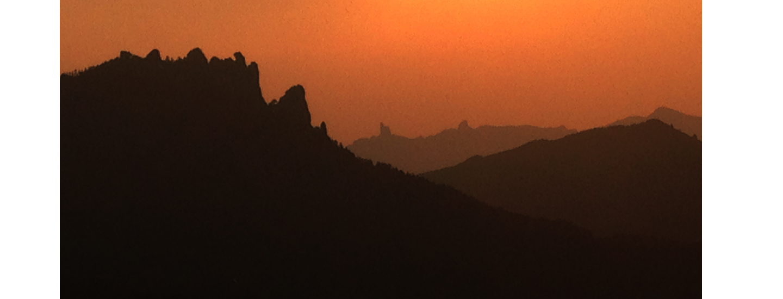 Atardecer Sierra ©Francisco Valdez
