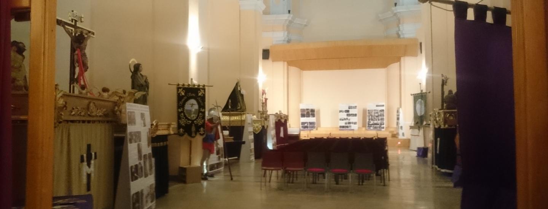 Centre d'interpretation de la semaine sainte, Arcorisa, parc culturel du Maestrazgo ©Geopark-H2020